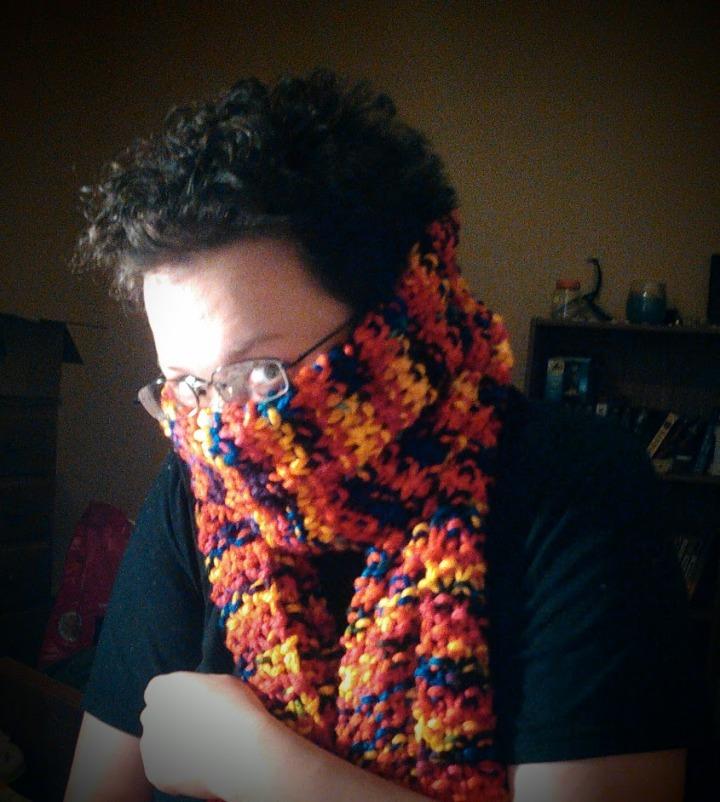 scarfmonster